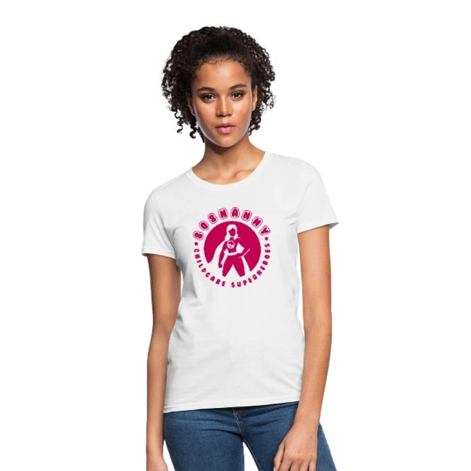 808Nanny Classic T-Shirt for Women | 24 Rewards Points
